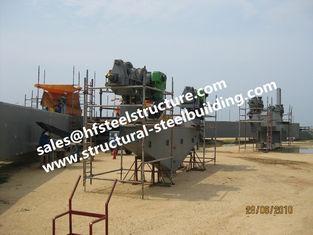 中国 容器タンク産業ボイラーのための構造産業鋼鉄建物の製作の構造 サプライヤー