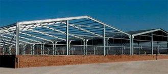 中国 溶接されるか、またはつや出し、駅、Q235 及び Q345 構造金属のトラス倉庫 サプライヤー