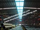 中国 EPS サンドイッチ パネルはプレハブの鋼鉄建物研修会および小屋を覆いました 工場